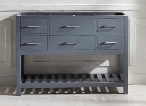 48 Bathroom Vanity Terrific Virtu Usa Caroline Estate Bathroom Vanity Cabinet In Grey Image