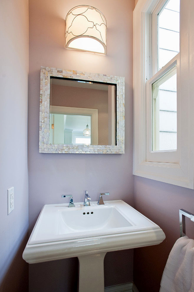 awesome framed bathroom mirrors gallery-Stylish Framed Bathroom Mirrors Picture
