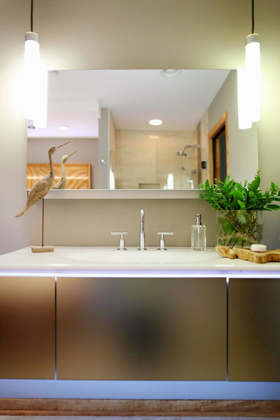 awesome mirror in the bathroom design-Lovely Mirror In the Bathroom Model