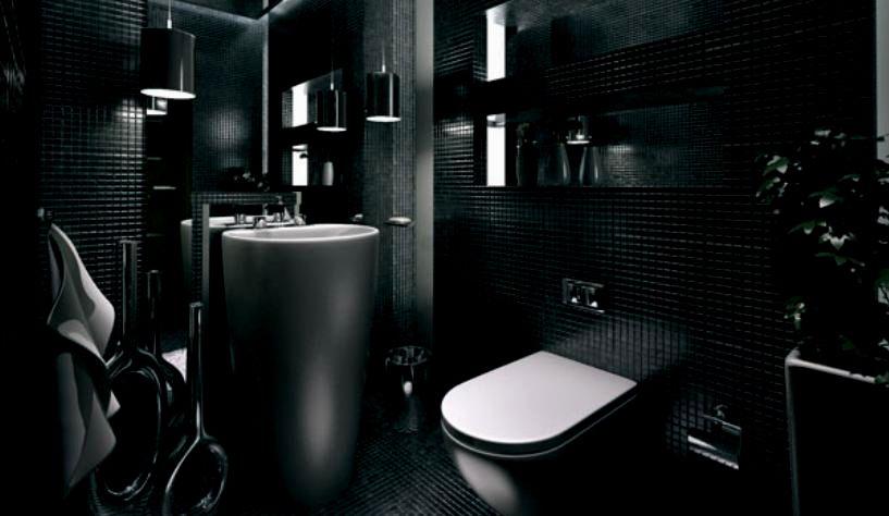 awesome modern bathroom design inspiration-Fascinating Modern Bathroom Design Image