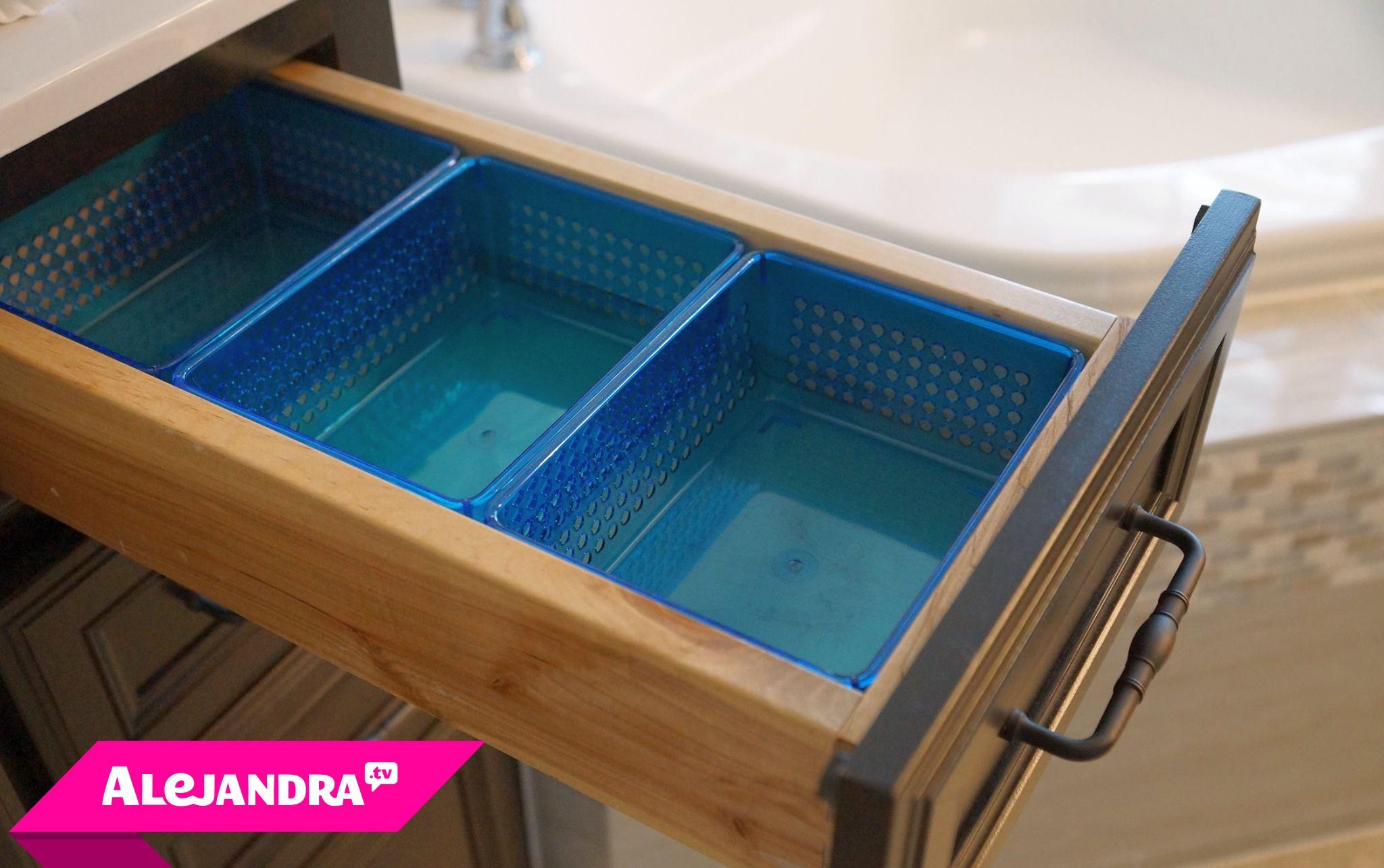 Luxury Bathroom Drawer organizer Décor