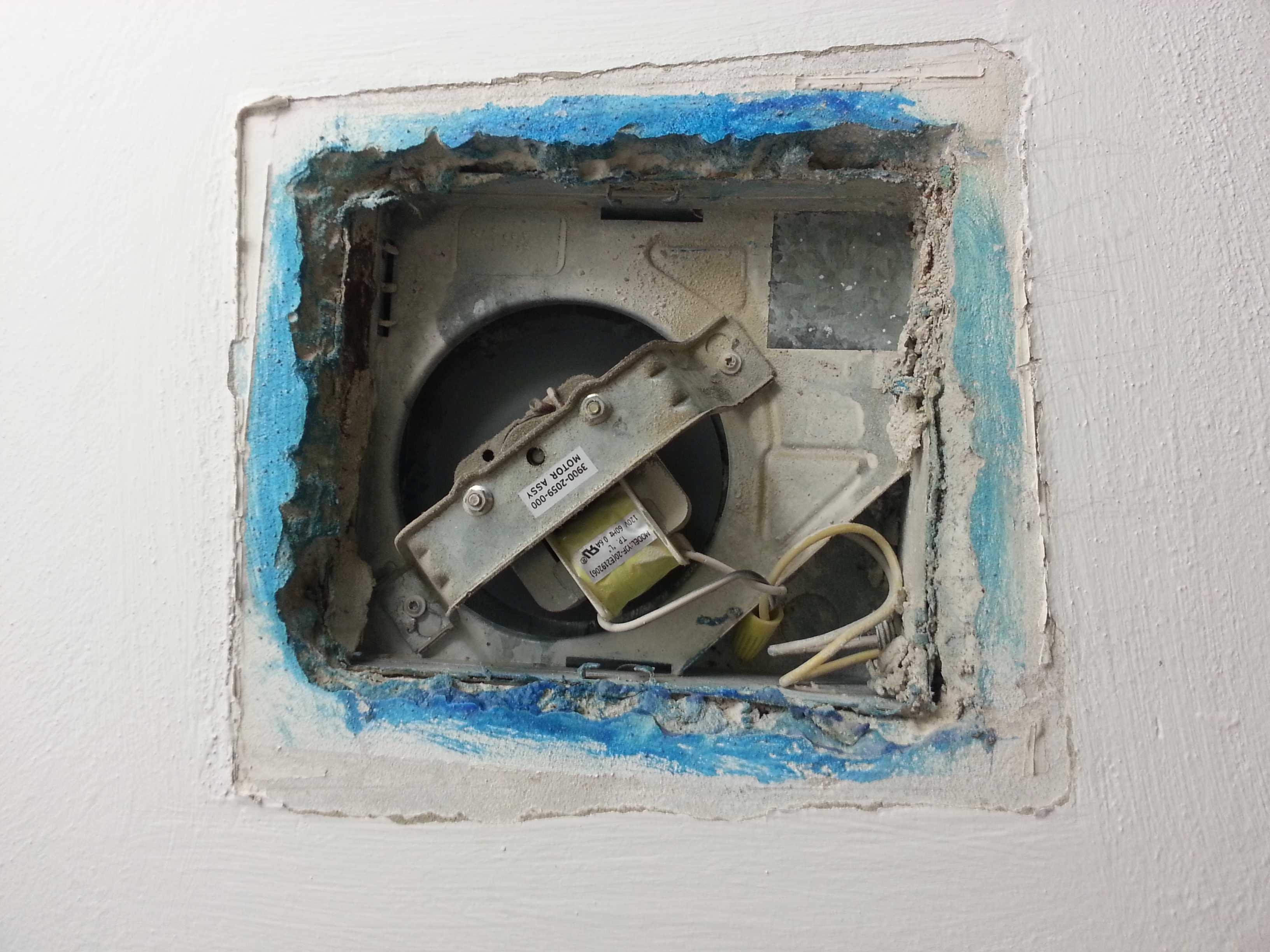Bathroom Fan Replacement Fresh Replacing A Dead Motor In Bathroom Fan Wallpaper