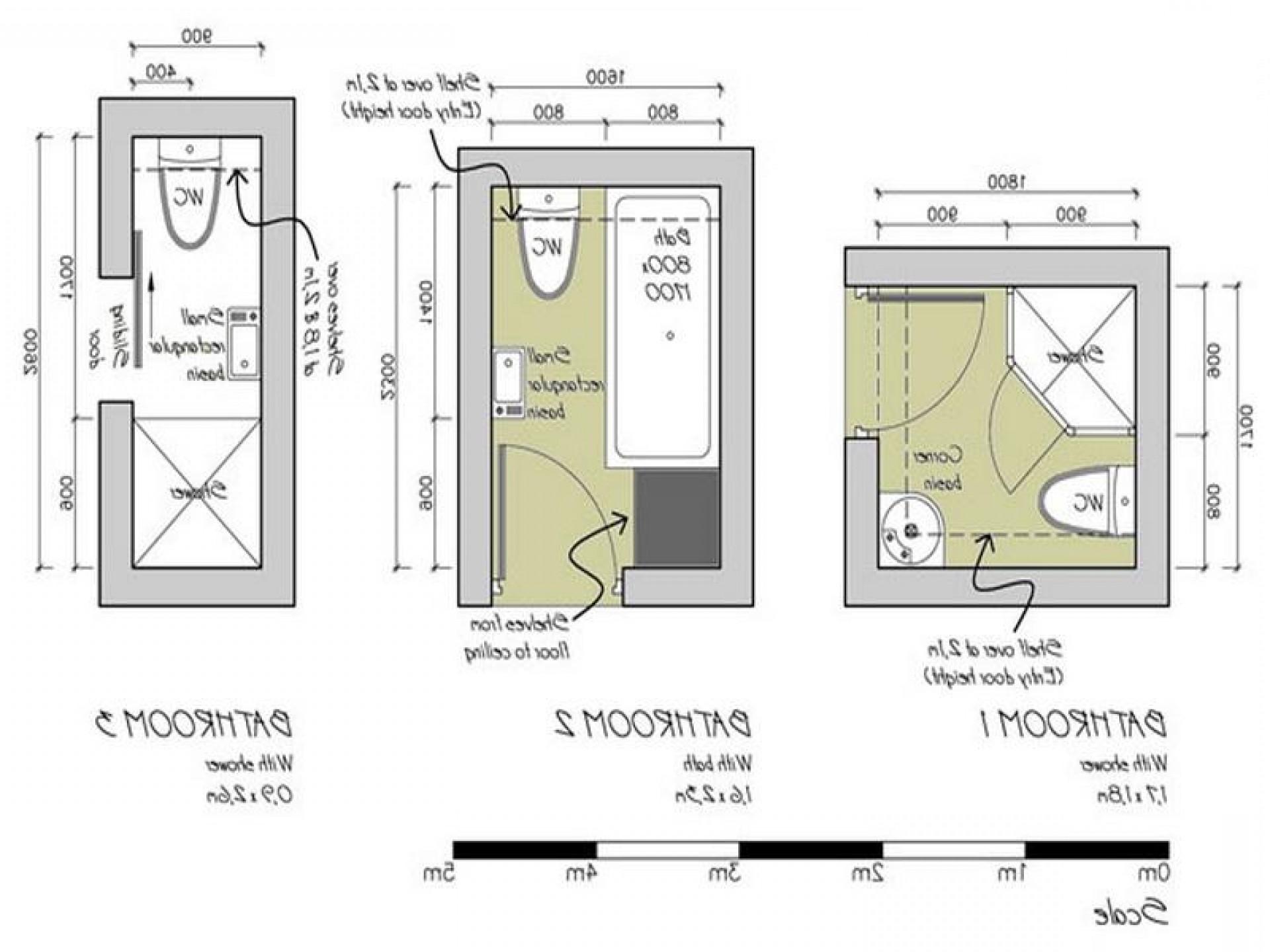 Bathroom Floor Plans Incredible Pact Bathroom Floor Plans Plan Image