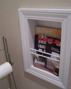 Bathroom Magazine Rack Luxury Bathroom Magazine Storage Home Design Photograph