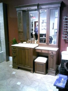 Bathroom Makeup Vanity Best Of Bathroom Makeup Vanity and Sink Double with Table Ideas Also Gallery