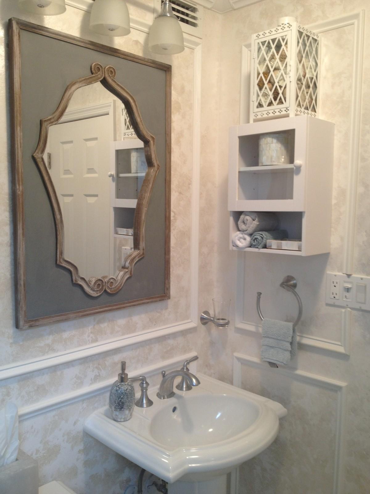 Fantastic Bathroom Mirrors Home Depot Decoration