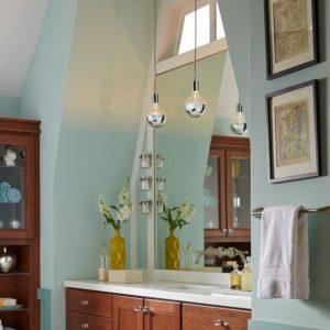 Bathroom Pendant Lighting Incredible Best Pendant Lighting Ideas for the Modern Bathroom Collection