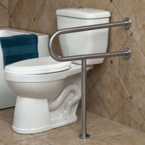 Bathroom Safety Bars Cool Pickens U Shape Grab Bar with Leg Support Bathroom Inspiration