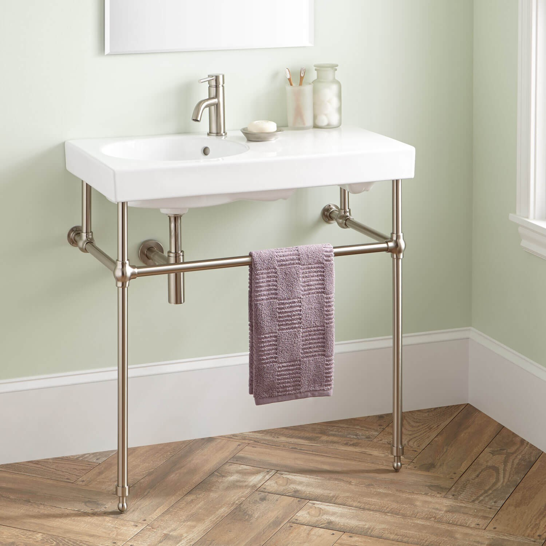 Inspirational Bathroom Sinks Lowes Decoration