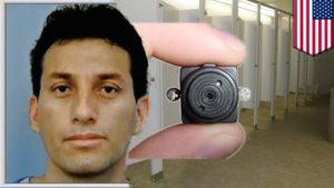 Bathroom Spy Cam Cute toilet Cam Bust University Of Delaware Student Javier Mendiola Inspiration