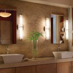 Bathroom Vanity Lighting Wonderful How to Light A Bathroom Vanity Photograph