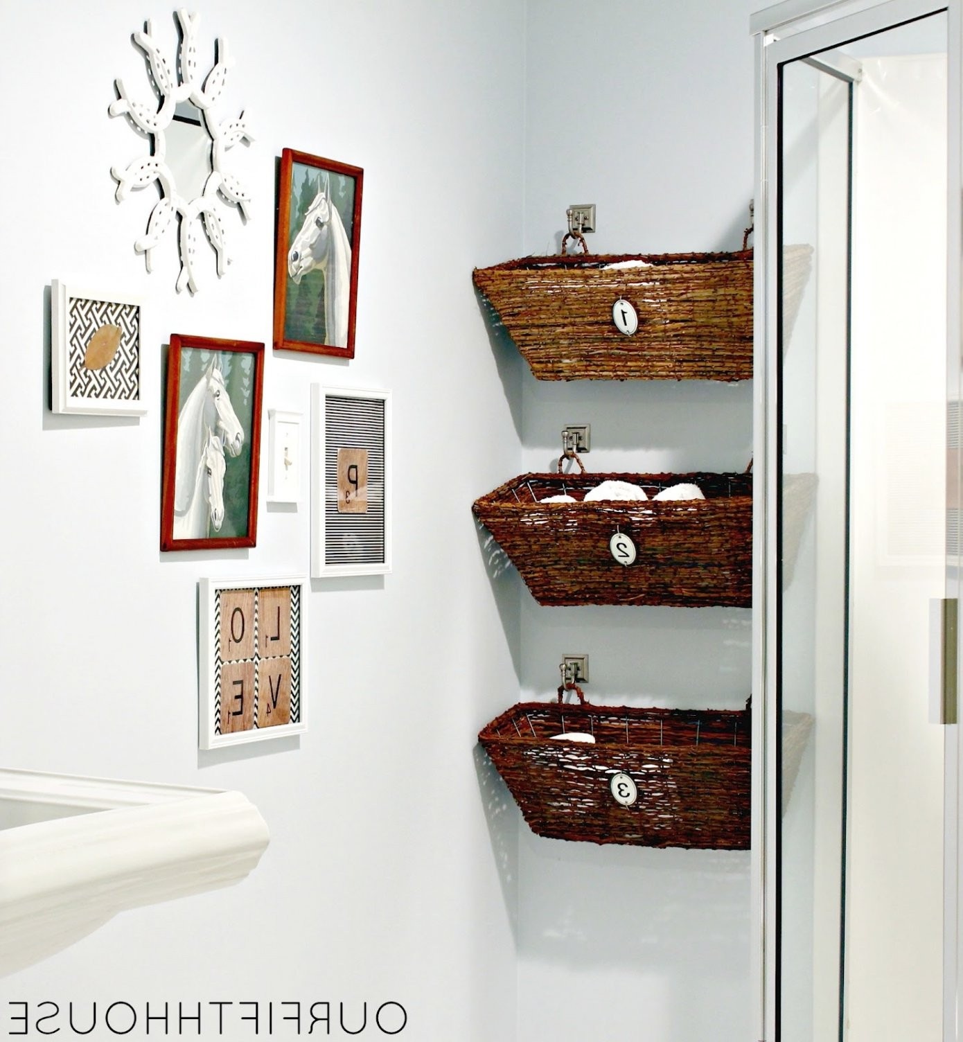 Fresh Bathroom Wall Storage Online