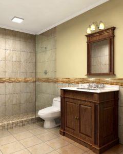 Bathroom Wallpaper Borders Unique Bathroom Wallpaper Borders to Upgrade the Rooms Decor Wallpaper
