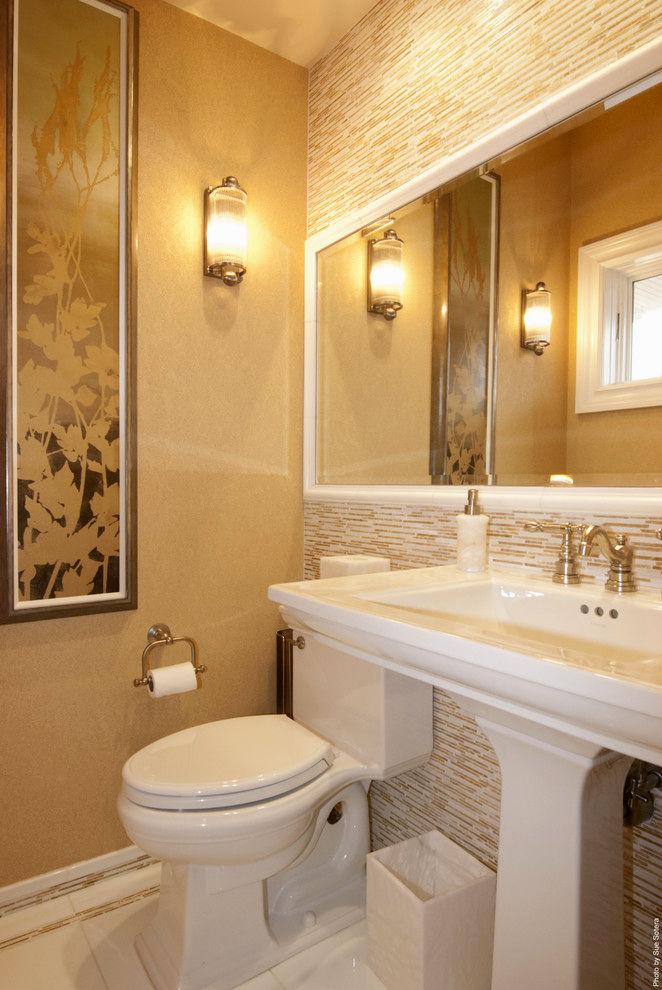 beautiful framed bathroom mirrors gallery-Stylish Framed Bathroom Mirrors Picture