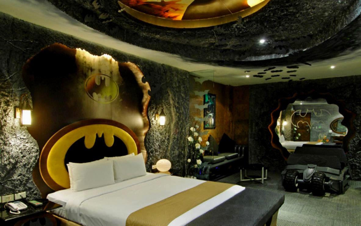 best batman bathroom set image-Cool Batman Bathroom Set Portrait
