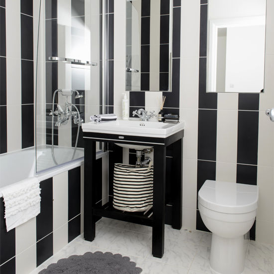 best black and white bathroom tile image-Best Of Black and White Bathroom Tile Inspiration