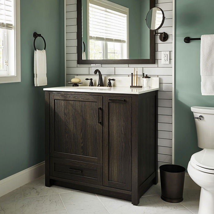 best of double vanity bathroom plan-Top Double Vanity Bathroom Portrait