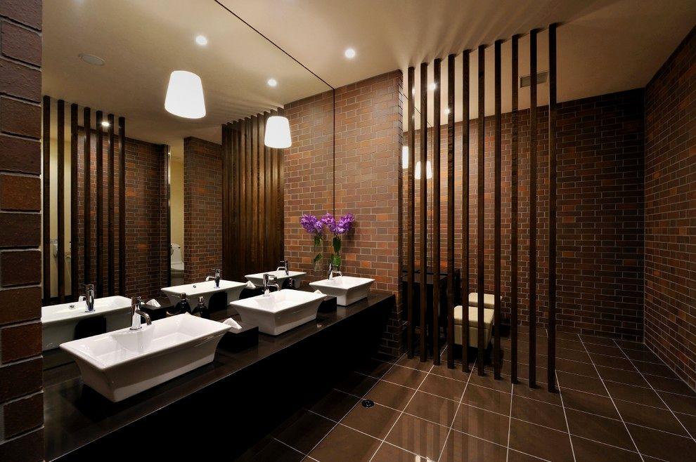 best of modern bathroom sinks photo-Amazing Modern Bathroom Sinks Layout