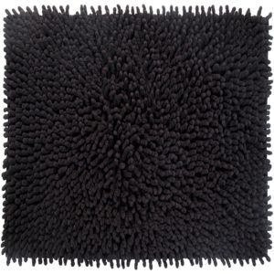 Black Bathroom Rugs Fantastic Picture 1 Of Black Bathroom Rugs Luxury Loopy Chenille Architecture