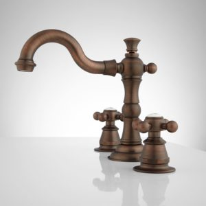 Bronze Bathroom Faucet Incredible Roseanna Widespread Bathroom Faucet Metal Cross Handles Oil Image