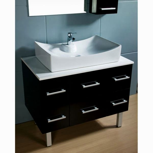 contemporary bathroom vanity with vessel sink collection-Beautiful Bathroom Vanity with Vessel Sink Design