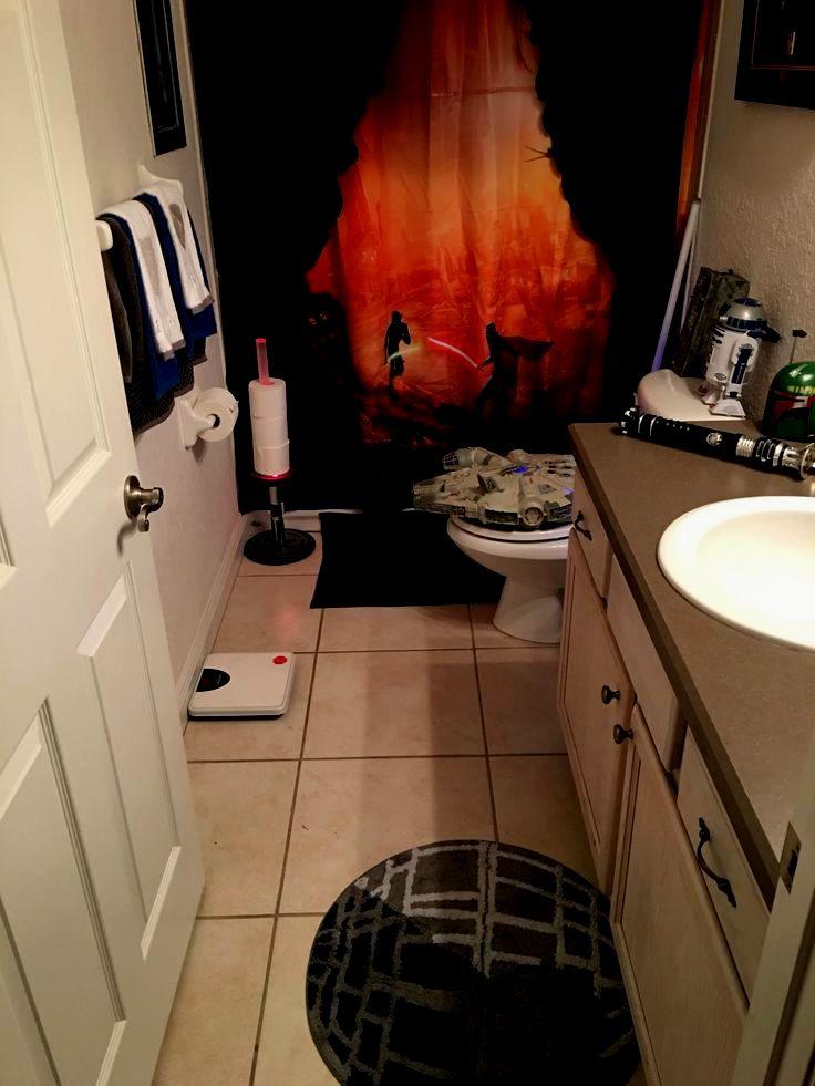 contemporary star wars bathroom pattern-Luxury Star Wars Bathroom Picture