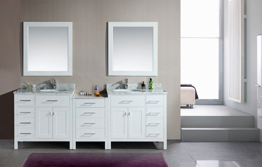 cool bathroom mirror frames online-Amazing Bathroom Mirror Frames Ideas