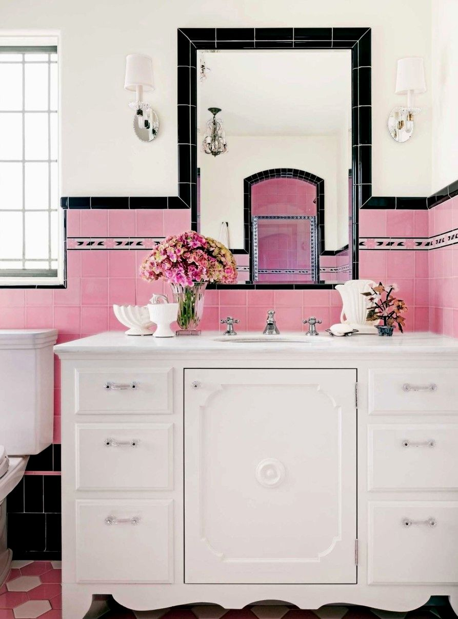 cool pink bathroom sets gallery-Excellent Pink Bathroom Sets Picture