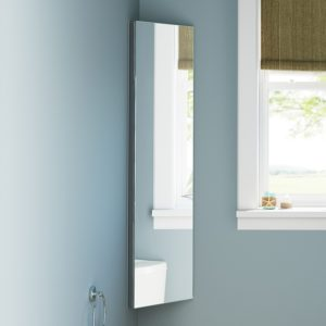 Corner Bathroom Cabinet Stunning X Tall Stainless Steel Corner Bathroom Mirror Cabinet Image