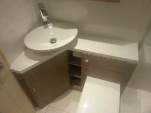 Corner Bathroom Vanity Beautiful Corner Bathroom Cabinet Ideas