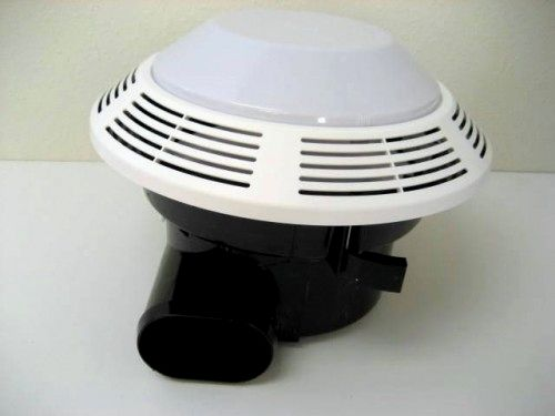 cute bathroom fan light collection-Stylish Bathroom Fan Light Model
