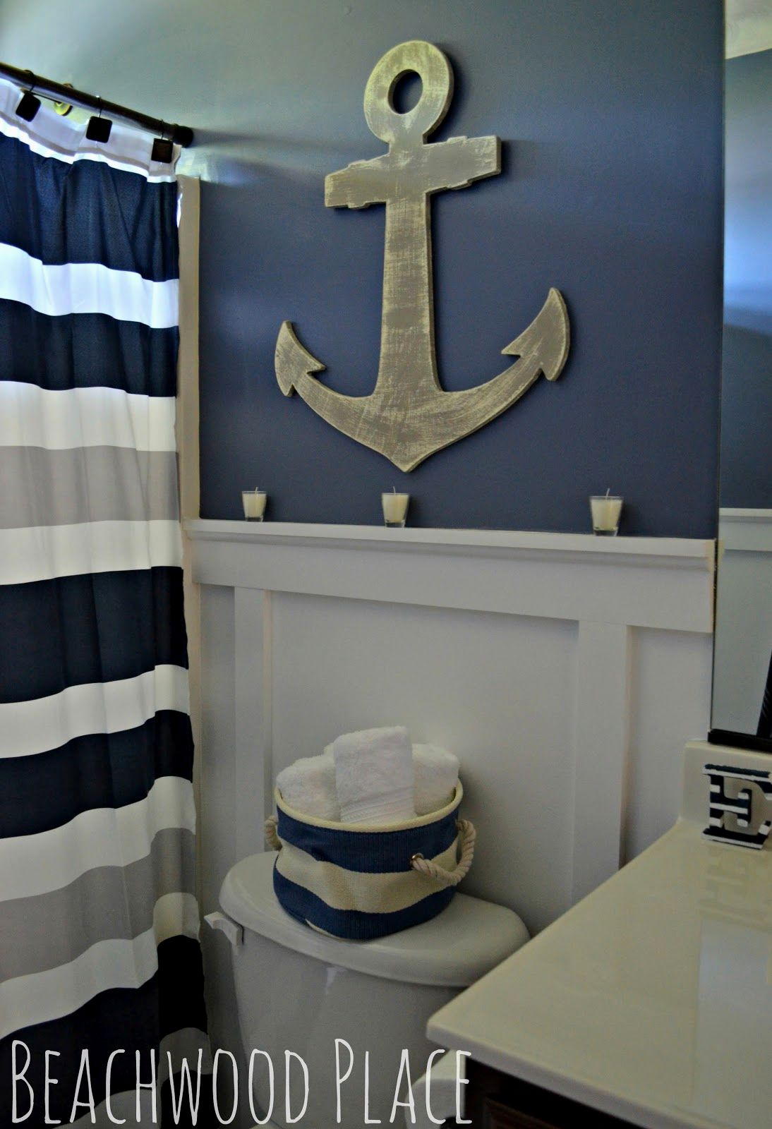 cute blue bathroom ideas photo-Beautiful Blue Bathroom Ideas Wallpaper