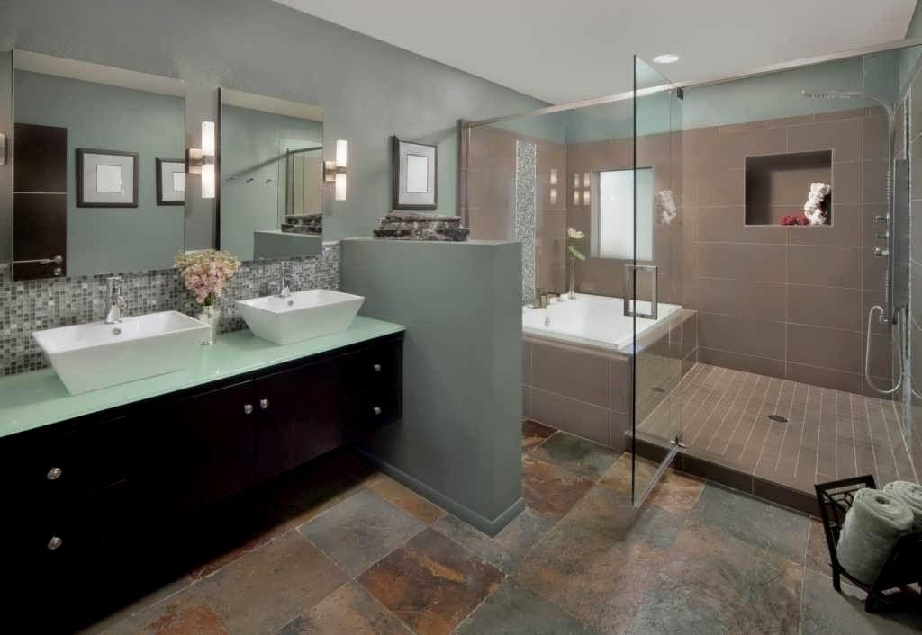 elegant modern bathroom design photograph-Fascinating Modern Bathroom Design Image