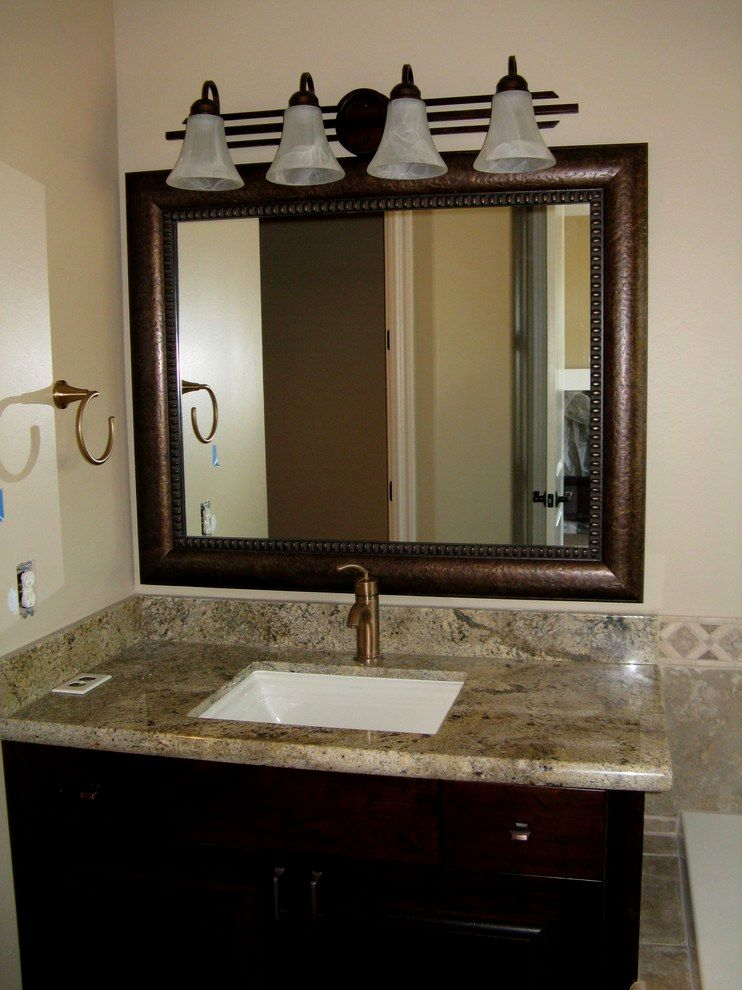elegant modern bathroom mirrors ideas-Beautiful Modern Bathroom Mirrors Image