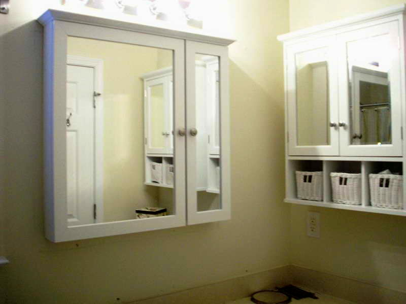 excellent bathroom mirror cabinets photograph-Fascinating Bathroom Mirror Cabinets Construction