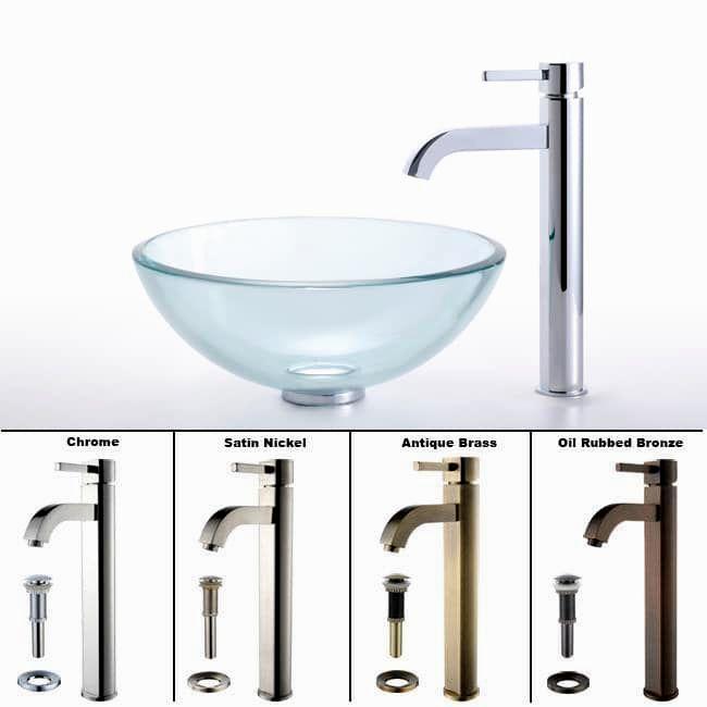 excellent bathroom vanity with vessel sink online-Beautiful Bathroom Vanity with Vessel Sink Design