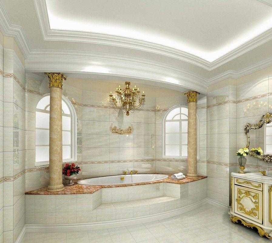 fancy bathroom in french design-Beautiful Bathroom In French Inspiration