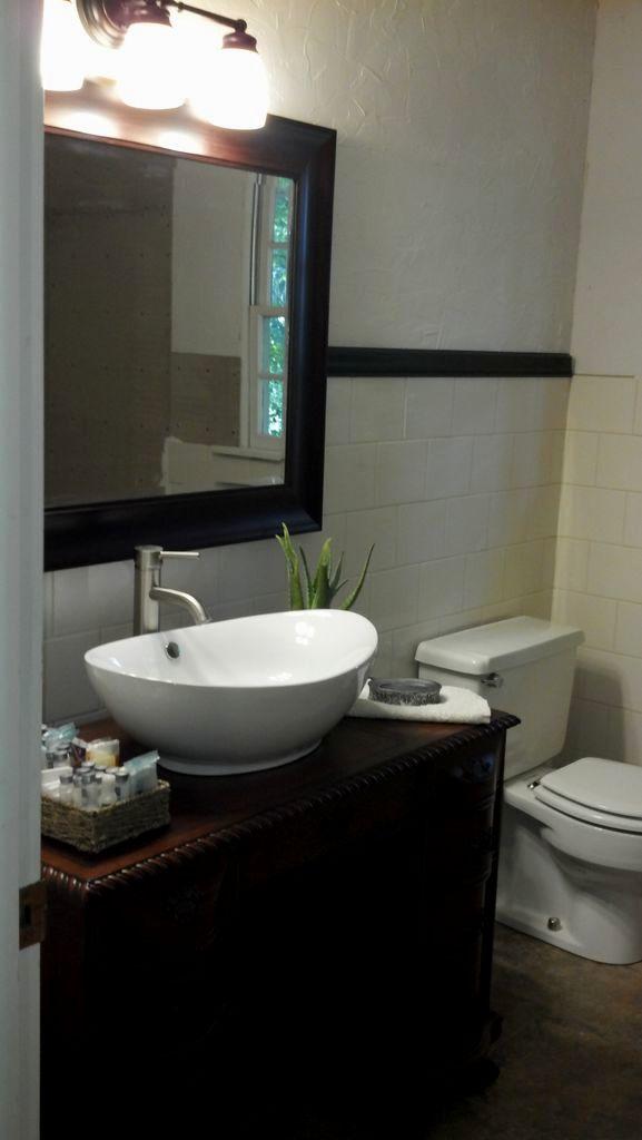 fancy bathroom vanity with vessel sink photograph-Beautiful Bathroom Vanity with Vessel Sink Design