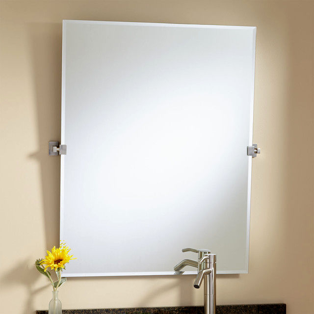 fancy framed bathroom mirrors collection-Stylish Framed Bathroom Mirrors Picture