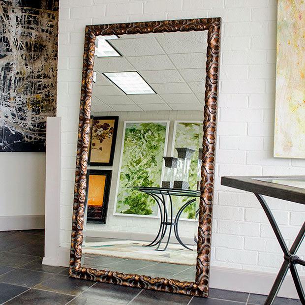 fancy mirror in the bathroom online-Lovely Mirror In the Bathroom Model