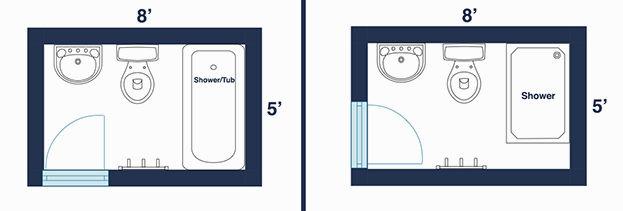 fancy tiny house bathroom plan-Amazing Tiny House Bathroom Ideas