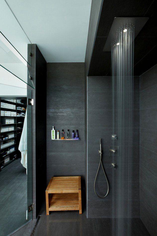 fancy wood tile bathroom architecture-Fantastic Wood Tile Bathroom Ideas