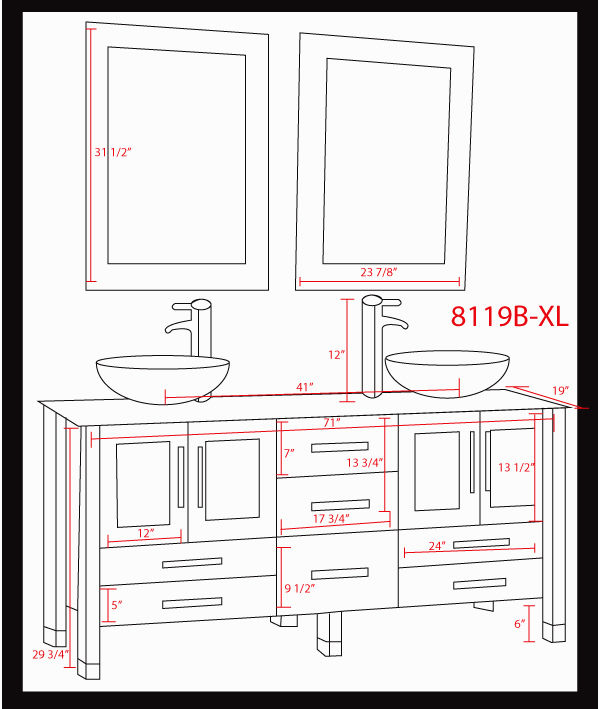 fantastic double vanity bathroom model-Top Double Vanity Bathroom Portrait