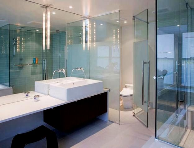 fantastic modern bathroom mirrors ideas-Beautiful Modern Bathroom Mirrors Image