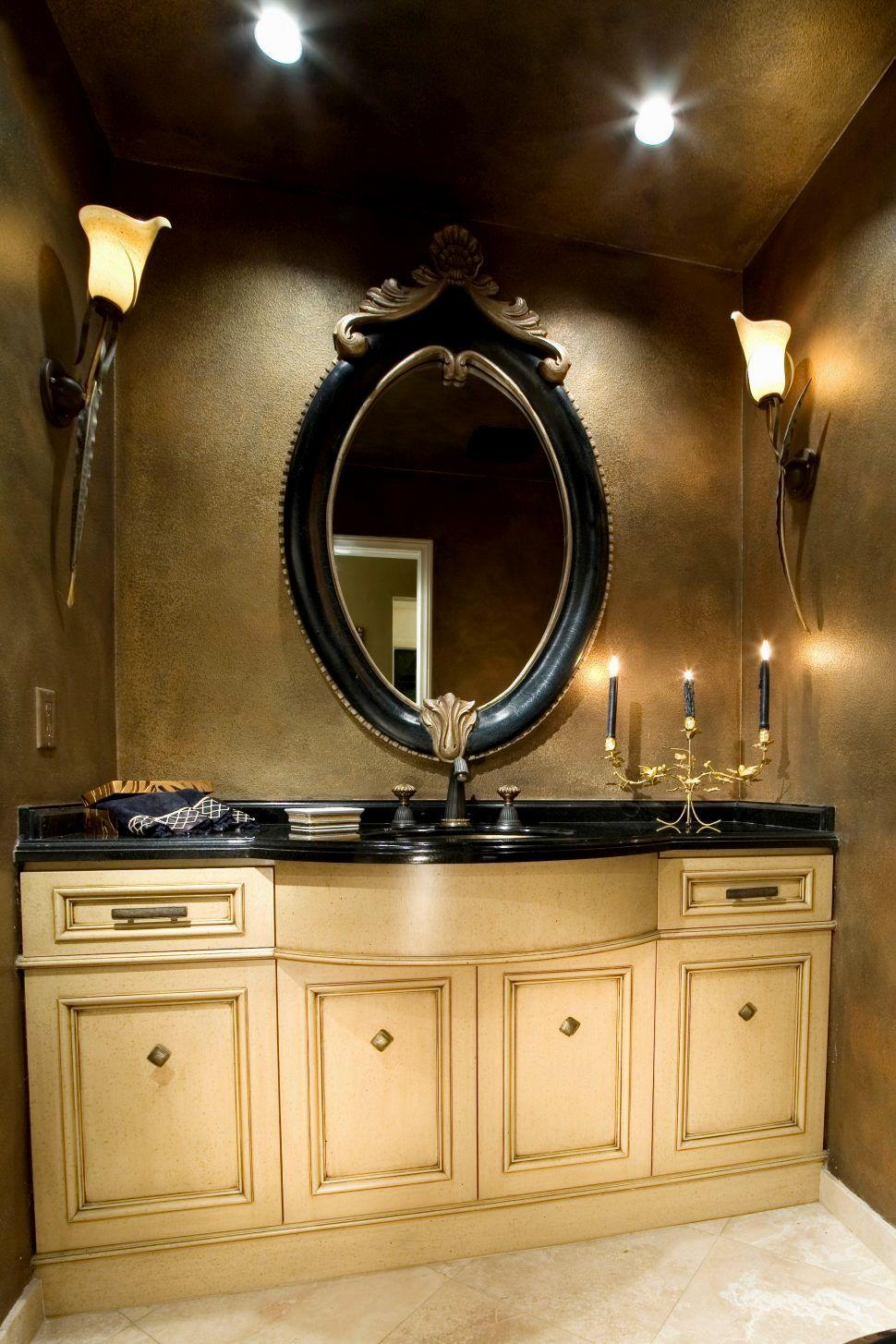 fascinating mirror in the bathroom concept-Lovely Mirror In the Bathroom Model