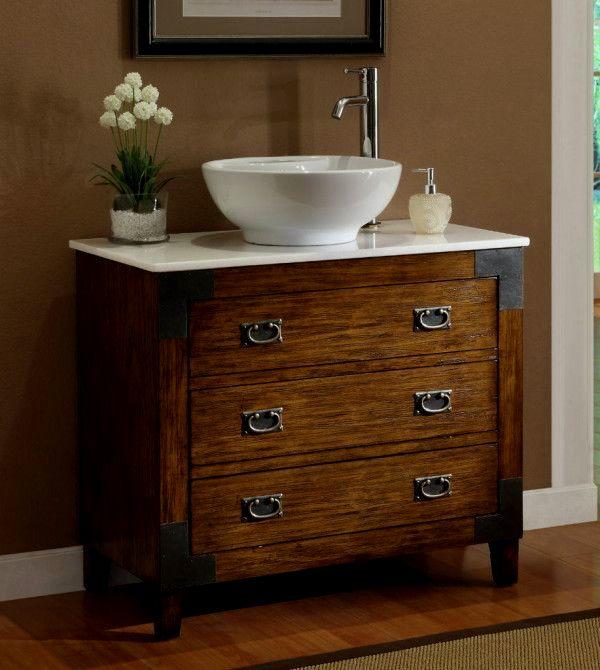 finest bathroom vanity with vessel sink picture-Beautiful Bathroom Vanity with Vessel Sink Design