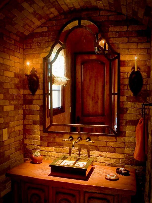 fresh bathroom vanity with vessel sink design-Beautiful Bathroom Vanity with Vessel Sink Design
