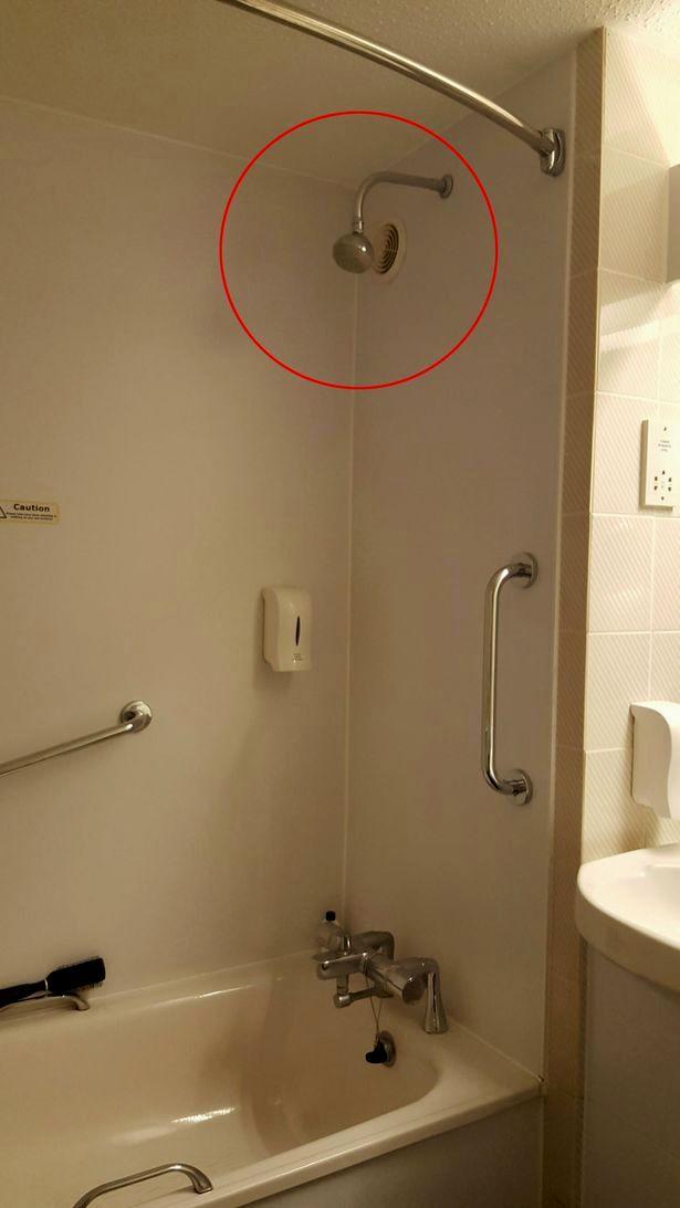 Terrific Hidden Bathroom Camera Photograph
