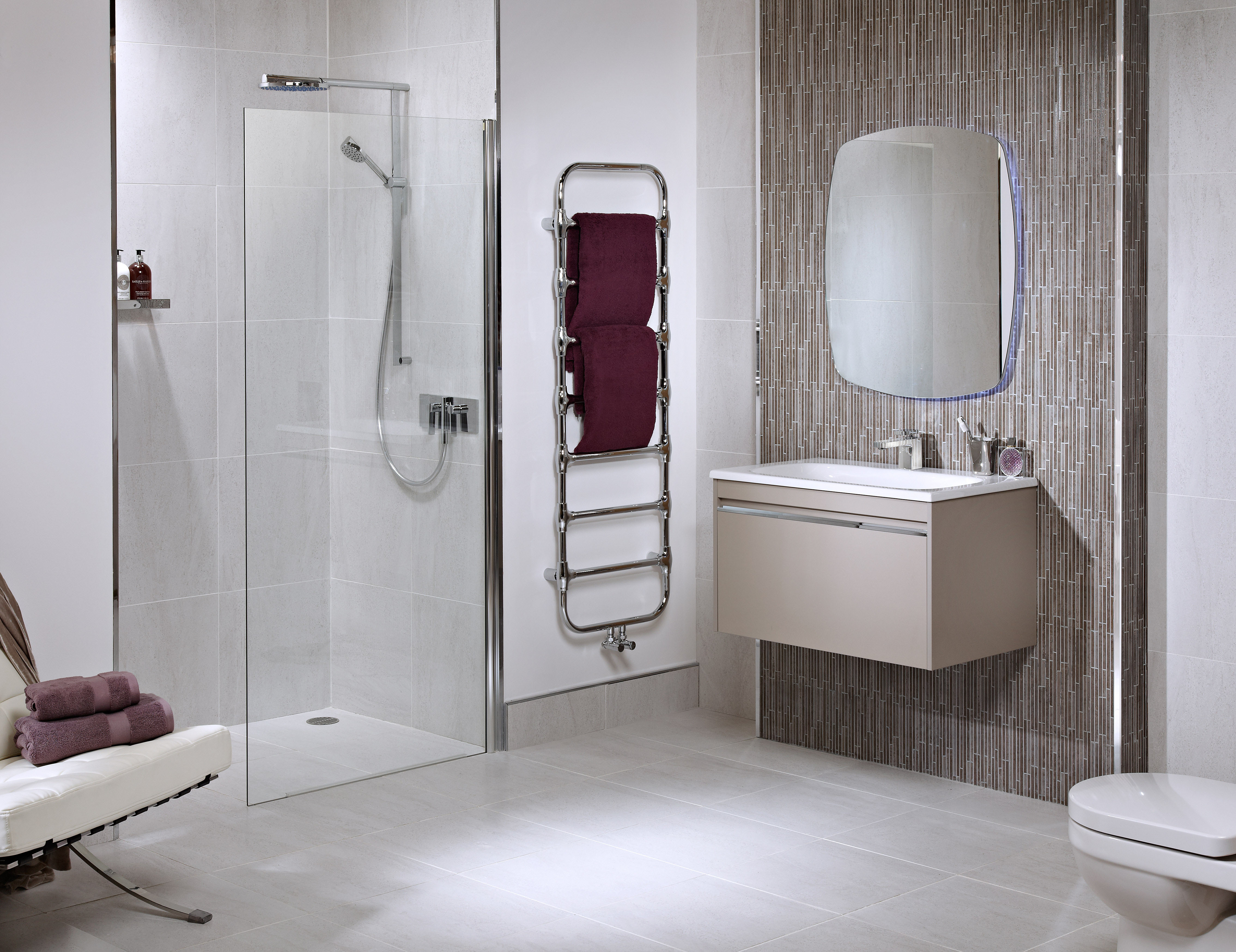 fresh modern bathroom design image-Fascinating Modern Bathroom Design Image