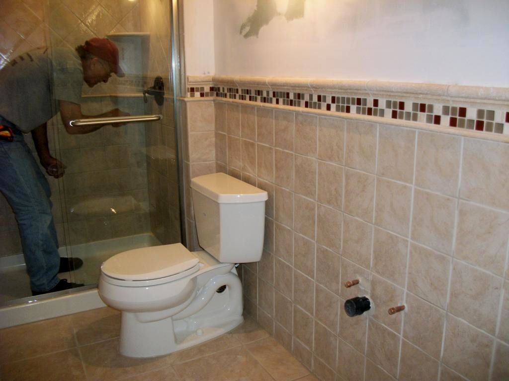 fresh modern bathroom design pattern-Fascinating Modern Bathroom Design Image